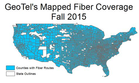 fiber map usa the telecommunications infrastructure data set contains
