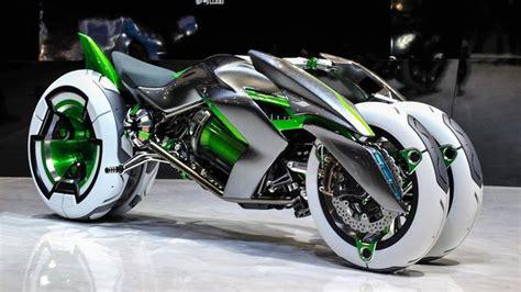 future lamborghini bikes kawasaki built a time machine and stole a bike from the