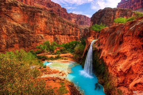 amazing places in the us havasu falls usa amazing places