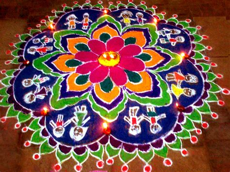 rangoli designs for diwali follow by email