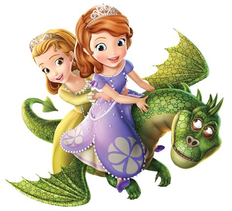 Disney Princess Wall Stickers princess sofia the first and dragon movable wall stickers