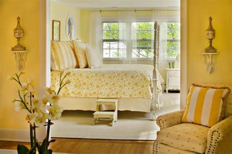 Light Yellow Bedroom Walls