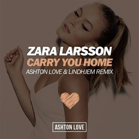 zara larsson carry you home ashton lindhjem