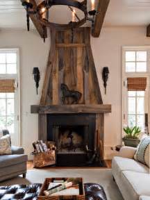 Rustic Fireplace rustic fireplace designs ideas by modus pictures to pin on pinterest