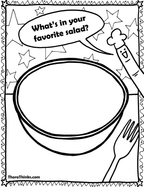 free bowl of soup coloring pages