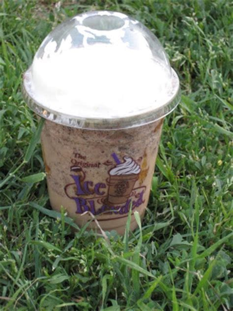 Blended The Coffee Bean brand june 2010