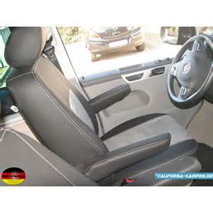 Seat Covers Vw T5 Leather Seat Covers For The Vw T5 California Comfortline