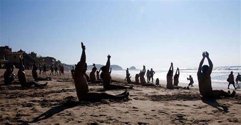 bailes en playas nudistas desn 250 date este fin de semana en zipolite 191 te atreves el