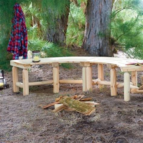 wooden pit bench 52 best images about outdoor classroom ideas on