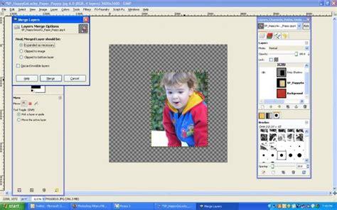 gimp web design layout your first layout gimp tutorial digital scrapbooking