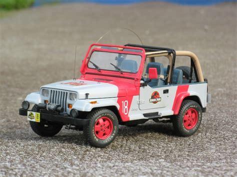Jurassic Park 1 Jeep 1 24 Jurassic Park Jeep Wrangler Tamiya Ipms Uk