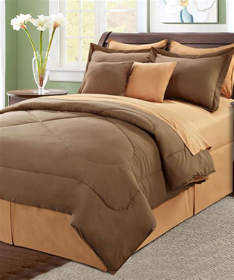 chocolate brown coverlet 17 best images about reversible bedding for the undecided