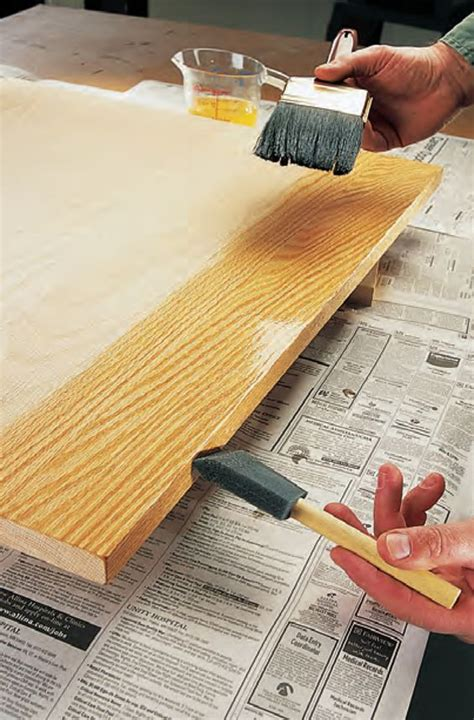 woodworking finishing techniques the world s catalog of ideas