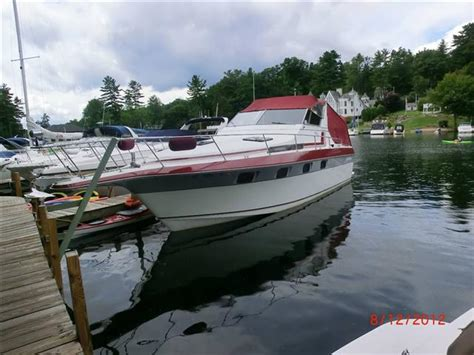boat show queensbury new york for sale used 1987 cruisers yachts ultra v in queensbury