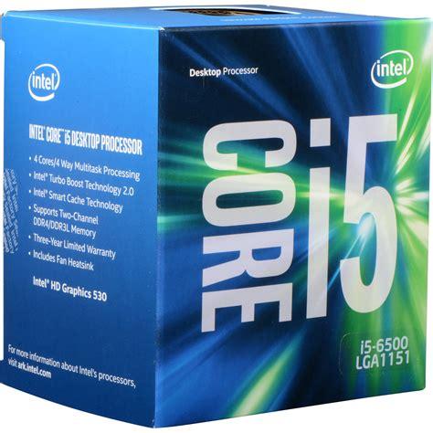 intel i5 mobile intel i5 6500 3 2 ghz processor