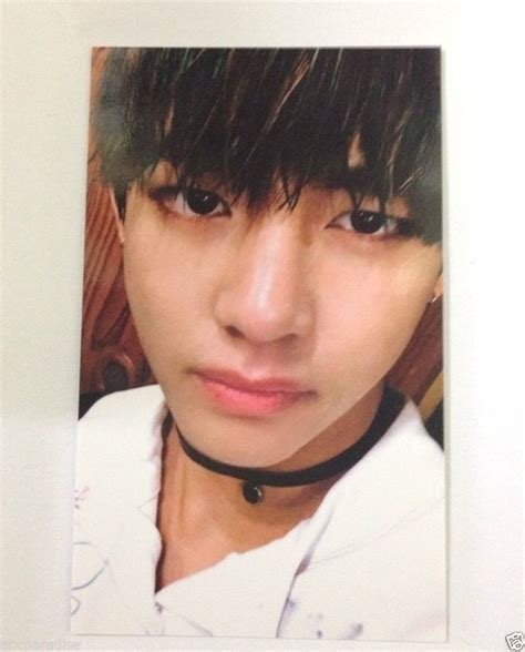 biography v bts kpop bts in the mood for love pt 2 v photo card taehyung