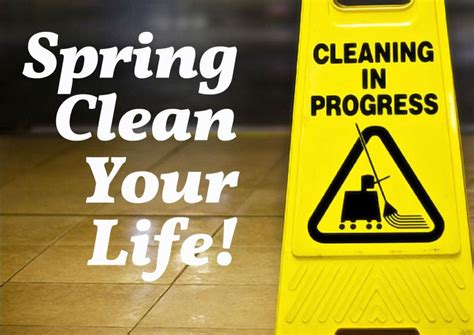 spring cleaning meaning spring cleaning your life quotes quotesgram