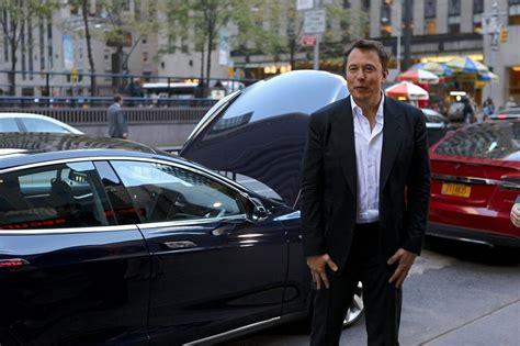Tesla Car Ceo Tesla Ceo Sees Fully Autonomous Car Ready In Five Or Six