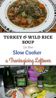 turkey rice soup recipe cooker crockpot turkey and rice soup recipe a year of