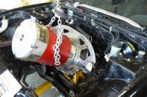 Electric Car Conversion Engine Diy Electric Car Conversion Electric Car