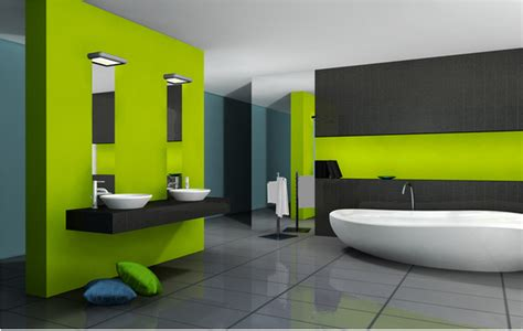 lime green and grey bathroom bright green and gray modern bathroom modern bathroom