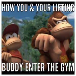Gym Buddies Meme - gym kappit