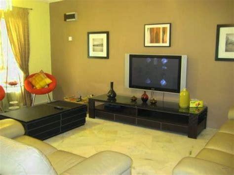 arti warna kuning  ruang tamu minimalis rumah pantura