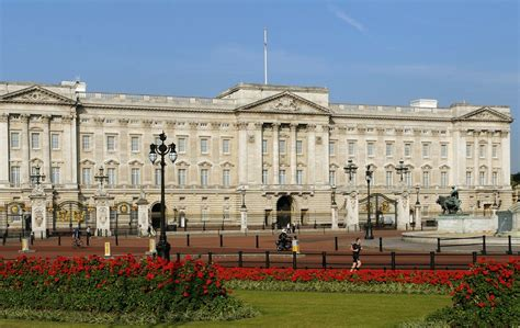 when was buckingham palace built how ancient microbes may have helped build buckingham