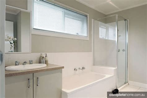 renovating a bathroom on the cheap limited budget beautiful renovation completehome