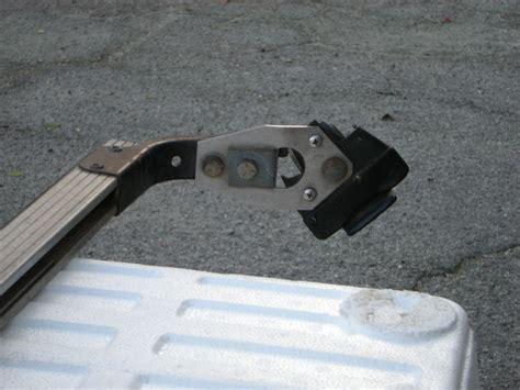 reach gutter brackets targa roof rack pelican parts forums