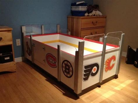 hockey bed hockey room ideas design dazzle