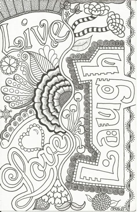 coloring book for grown ups printable get this printable doodle coloring pages for grown ups