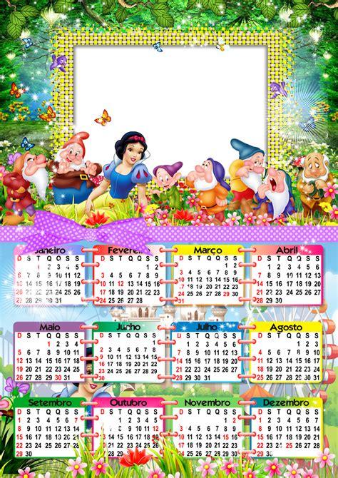 Calendario Disney O Mundo Colorido Calend 225 2013 Da Disney Para Imprimir