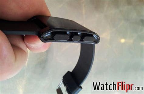 Pebble Kickstarter Edition pebble e paper bluetooth phone tracy s flipr