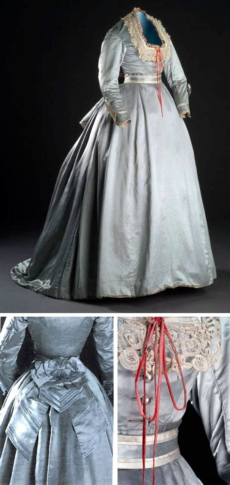 Silk Velvet Pearl Square 168 best images about mid 1800s on day dresses