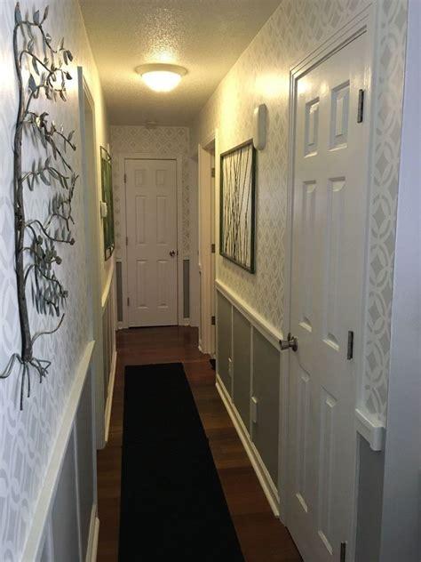banish  boring narrow hallway dark hallway