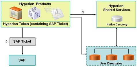 Alarm Hyperion setting up sso with sap enterprise portal