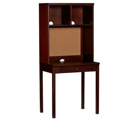 pottery barn desk kids cameron wall desk hutch pottery barn kids