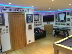 Bar Decor For Home by Spurs Fan S 163 15k Ultimate Tottenham Hotspur Tribute Is