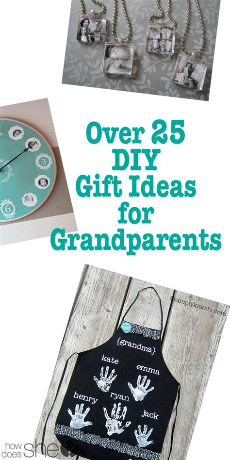 diy craft xmas gifts to make for grandparents gifts to make for grandparents 12 best gift ideas to make for grandparents