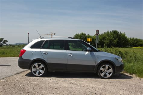 Scout Auto by Test Skoda Fabia Combi Scout Ambiente Tsi Alles Auto