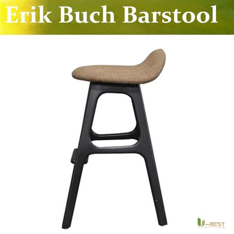 Erik Buch Style Counter Stool by American Walnut Furniture Promotion Shop For Promotional