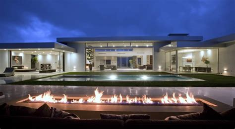 contemporary and outside lounge design of beverly