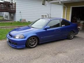 Honda Civic Si Blue Honda Civic Si 2015 Black Image 95