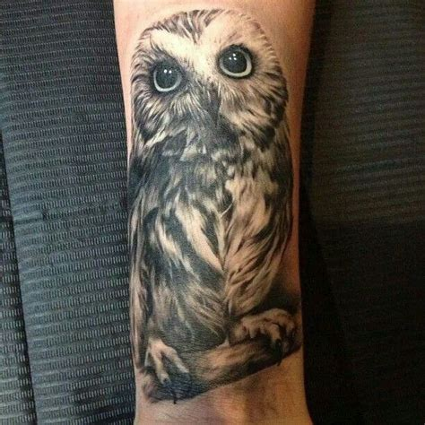 realistic owl tattoo 25 best ideas about realistic owl on
