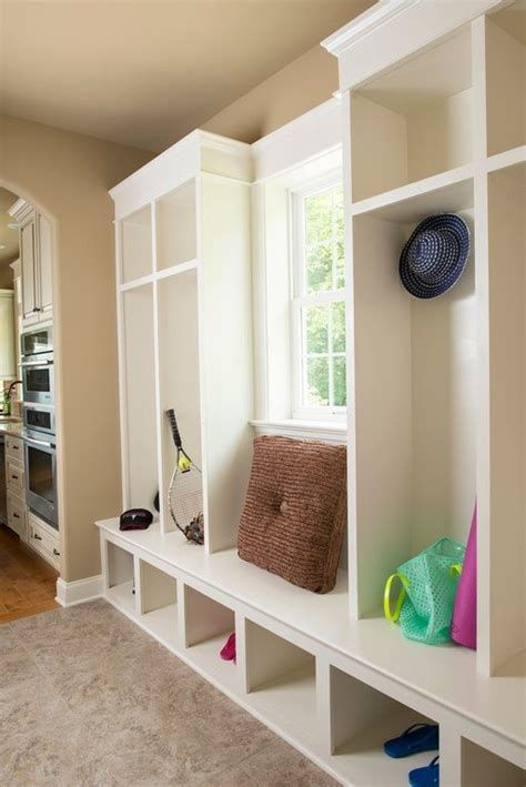 incredible mudroom ideas  storage lockers
