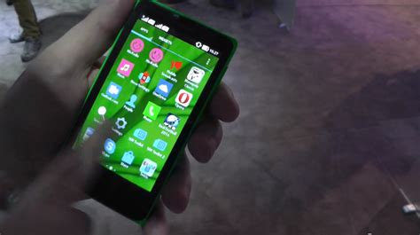 real android here s what quot real quot android looks like on the nokia x