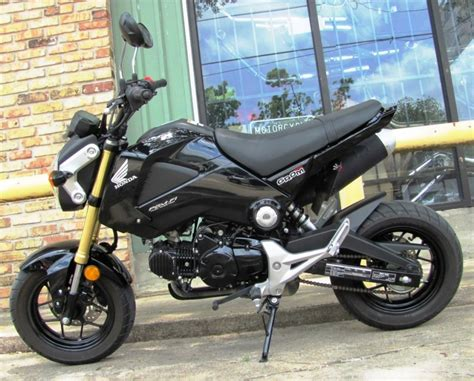 Sold Another Happy Customer 2014 Honda Grom Used Street
