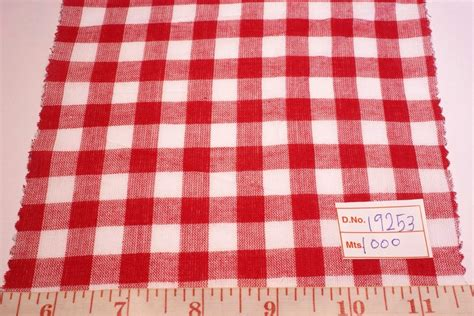 Patchwork Madras Fabric - madras plaid plaid fabric madras fabric preppy plaid