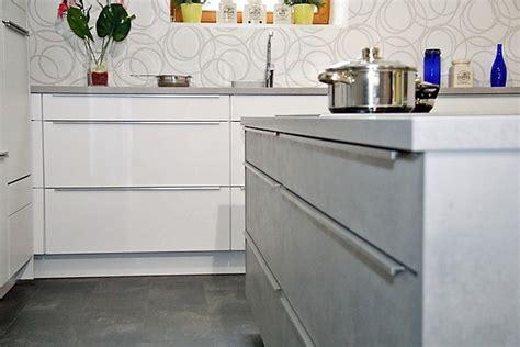 beton arbeitsplatte küche k 252 che wei 223 beton